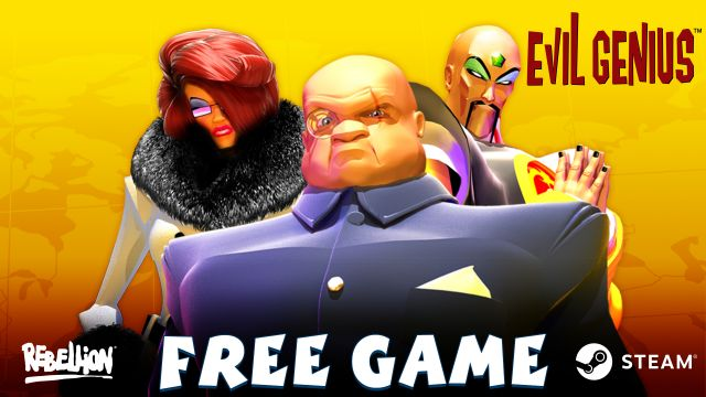 Acquire Evil Genius – Free!
