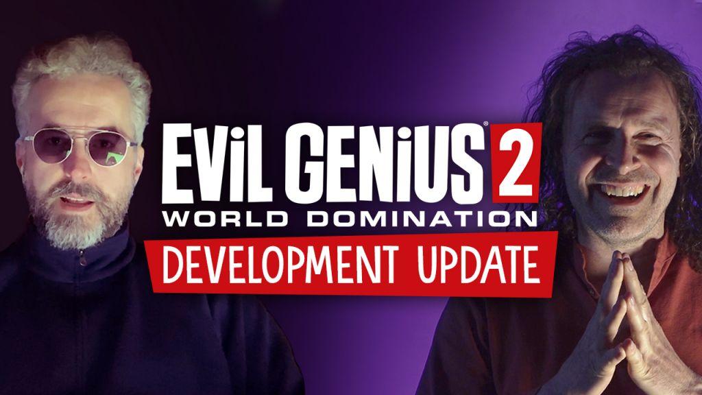 Evil Genius 2 Development Update Confirms The Return Of James Hannigan!
