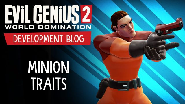 Development Blog - Minion Traits!