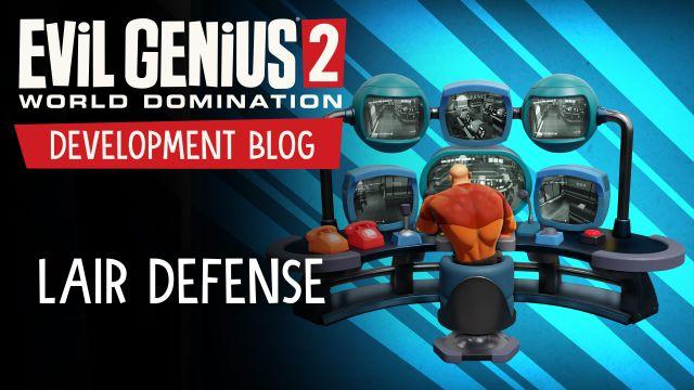 Development Blog - Lair Defense!