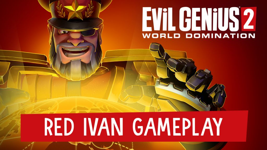New Red Ivan Gameplay Featuring Brian Blessed!