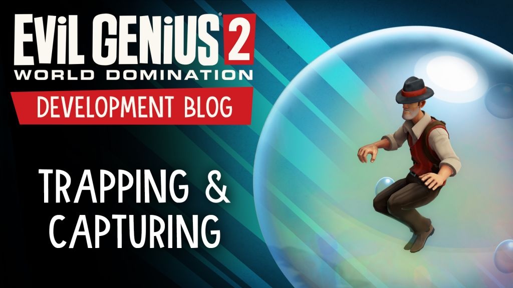 Development Blog - Trapping and Capturing!