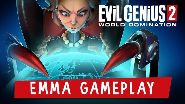 Evil Genius 2 Voice Cast Announced!