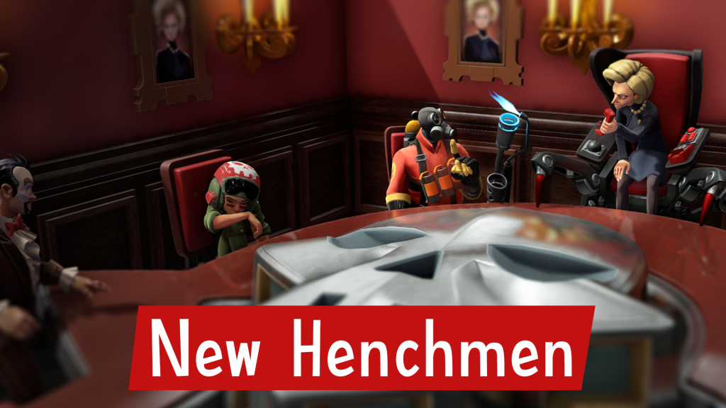 New Henchmen: Pyro and Doomhilda