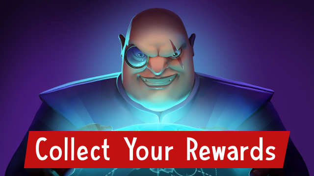 World Domination Event (Collect Your Rewards)